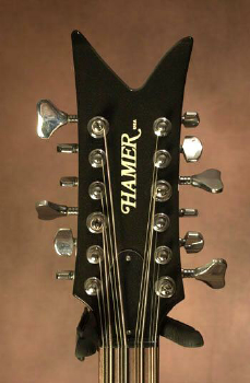 Early 12 String Basses Were Built As Short 30 305 Or Medium 31 32 Scales Due To The Effects Of Stress On Neck By Added Octave Strings